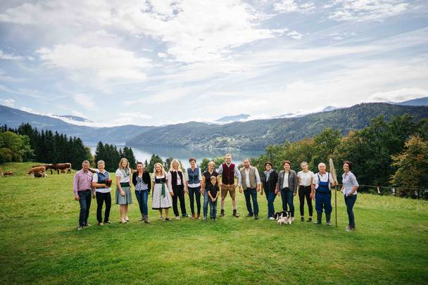 Slow Food Village Millstatt Team