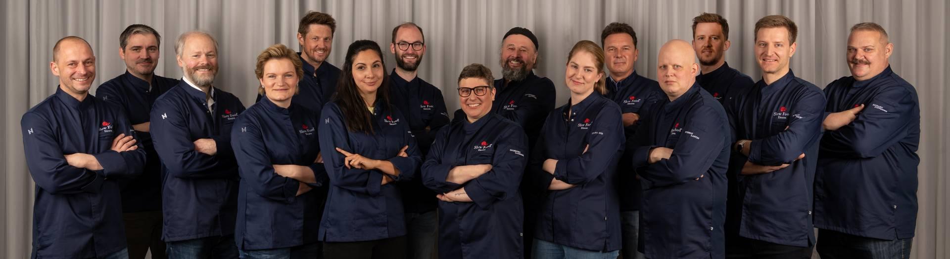 Slow Food Kaernten Bündnis der Köche und Köchinnen